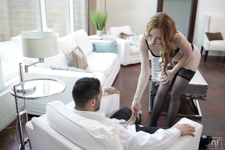 Nubile Films Katy Kiss in Sexed Up 5